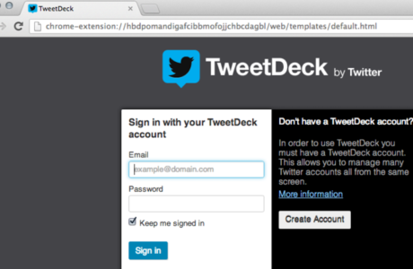 apps news tweetdeck for web and chrome adds new tweet panel mac and windows update coming soon image ZXvOtQ