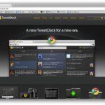Немного о TweetDeck для Chrome