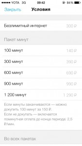 Московские расценки