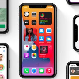 iOS 14 cover